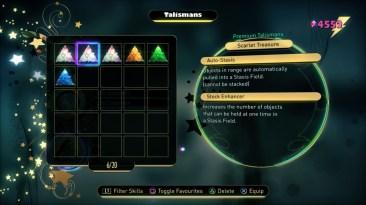 Scarlet Treasure Talisman