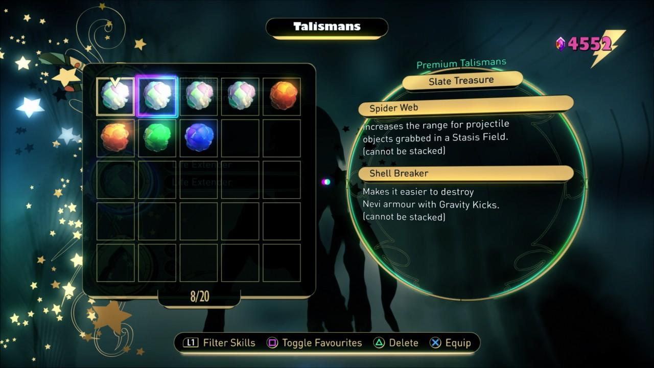 Slate Treasure Talisman