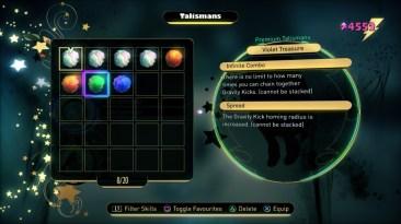 Violet Treasure Talisman