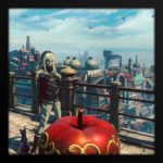 Gravity Rush Treasure Hunt