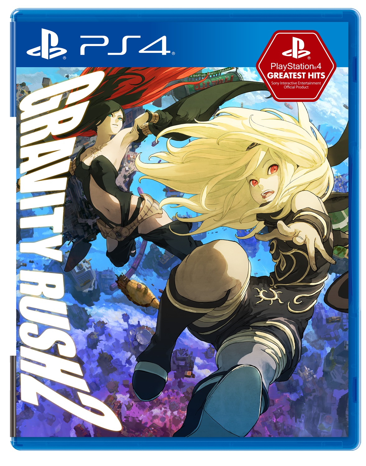 PS4 Greatest Hits - Asia - Gravity Rush 2