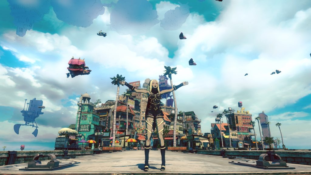 Gravity Rush Central - 1st Anniversary