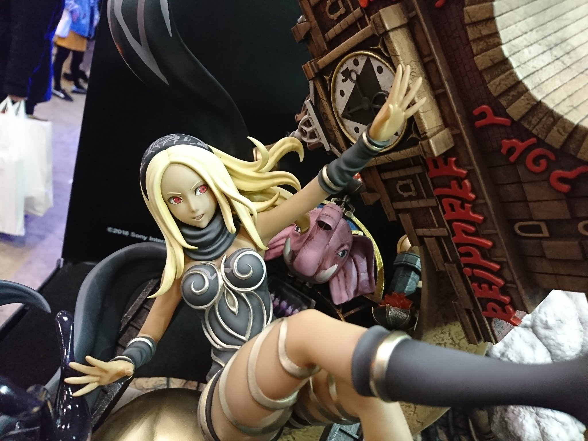 Gravity Rush Figures - Prime Studio 1 - 10