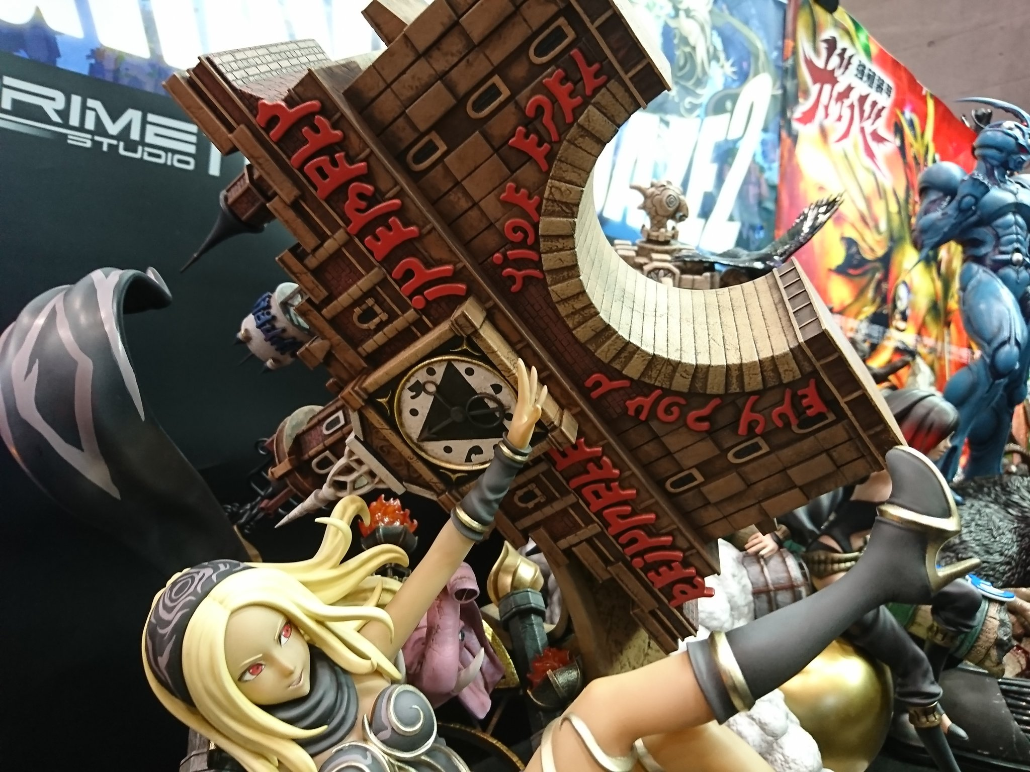 Gravity Rush Figures - Prime Studio 1 - 8