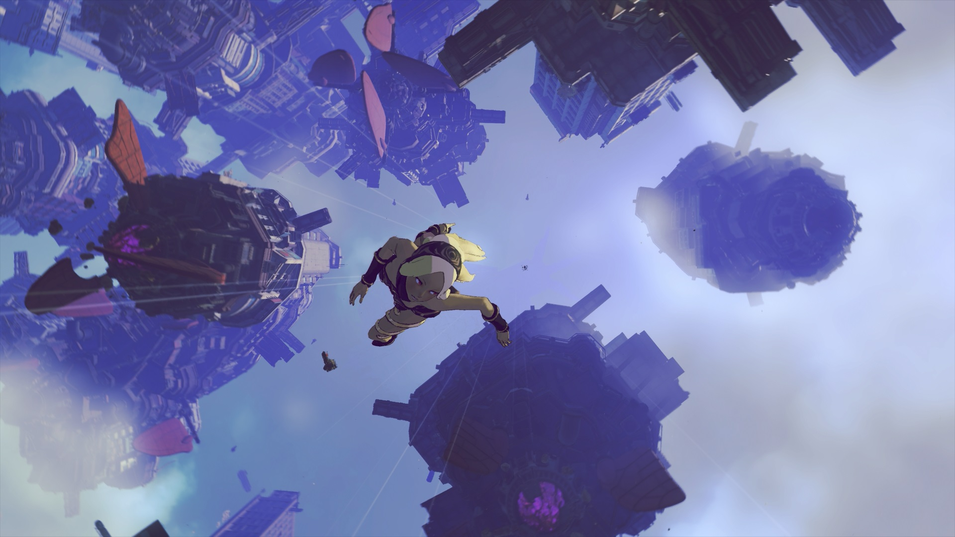 Gravity Rush Central - SIE Japan Studio Interview - 3