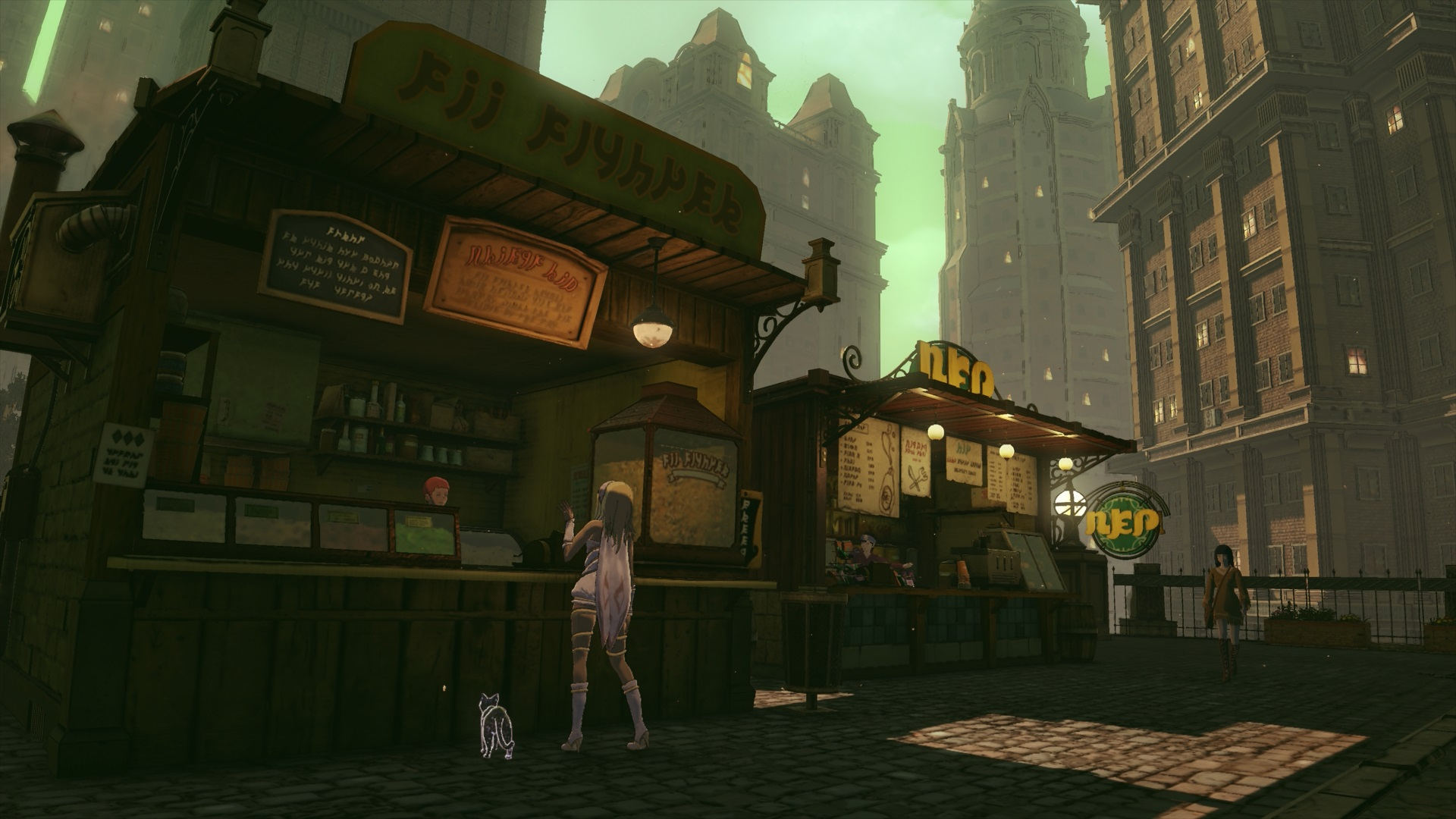 Gravity Rush Central - SIE Japan Studio Interview - 6