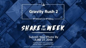 Gravity Rush 2 - Share of the Week