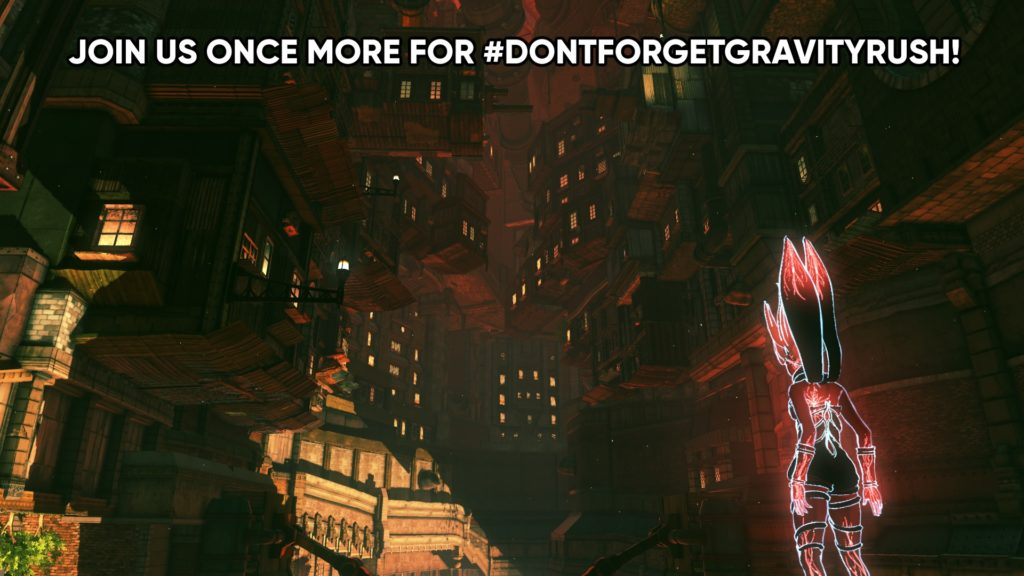 Gravity Rush Once More - Featured image