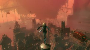 Gravity Rush 2 - PS Plus Japan/Asia