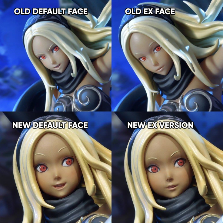 Comparison Prime 1 Studio Kat Face December 2018