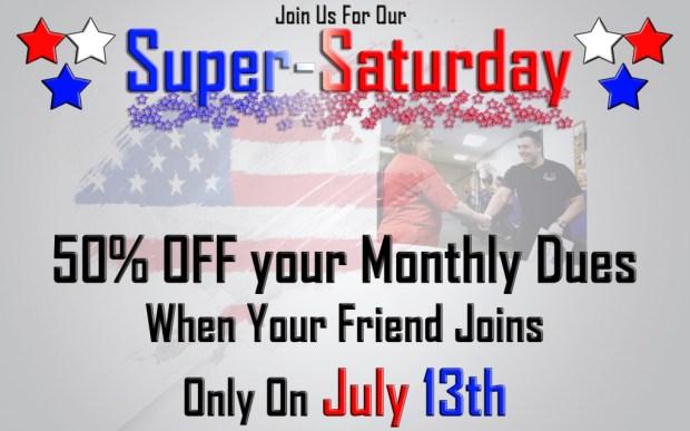 super saturday deal