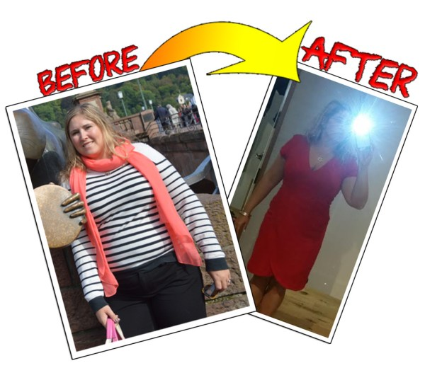 Sandra is a personal training gym client that lost fat