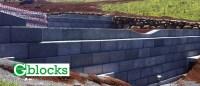 Graviti Retaining Wall Blocks | Gravity Wall Systems