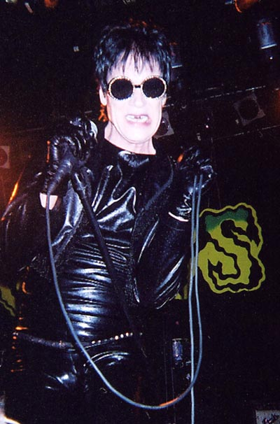 Lux Interior Interview