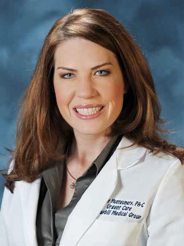 Jennifer Montgomery PAC MHPE  San Marcos  Graybill Medical Group