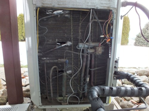 small resolution of operation of the refrigeration system gray cooling man air conditioning repair advice