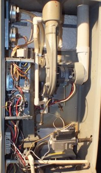 Trane gas furnace install manuals