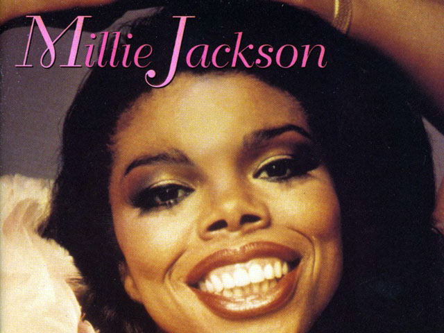 Music from the Worst Album Covers  Millie Jackson Back