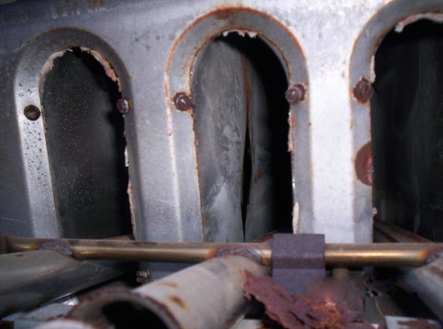 electric heat furnace wiring diagram seymour duncan hot rails exchanger failures - gray furnaceman troubleshoot and repair