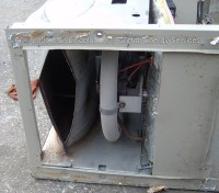 heat exchanger - Gray Furnaceman Furnace Troubleshoot and ...