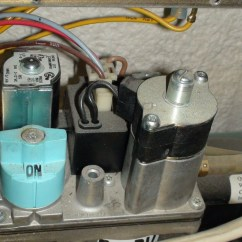 Motor Capacitor Wiring Diagram Manual Healthy Heart Gas Valves For Furnaces - Gray Furnaceman Furnace Troubleshoot And Repair