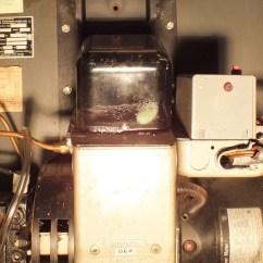 Fan Motor Capacitor Wiring Diagram Bones Human Skeleton Increasing The Efficiency Of Older Oil Furnace - Gray Furnaceman Troubleshoot And Repair