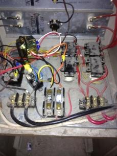 Electric furnace  Gray Furnaceman Furnace Troubleshoot