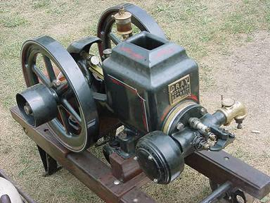Antique Hit And Miss Engines For Sale