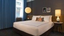 Luxury Hotel Rooms In Chicago Kimpton Gray