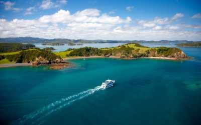 Bay of Islands with Hole-in-the-Rock Cruise and Waitangi ...