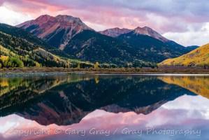 Crystal Lake at Sunrise