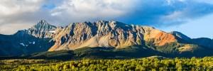 The Wilson Range - San Juan Mountains of Colorado