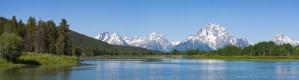 The Grand Teton Mountains - Wyoming