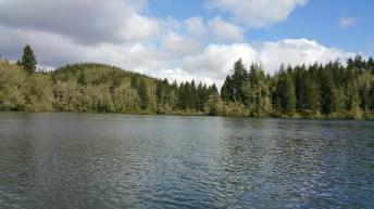 trout fishing Aberdeen Lake