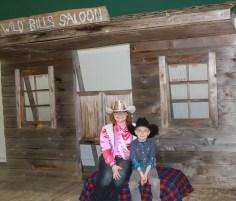 Grays Harbor Mounted Posse Indoor Rodeo Kids Day 9