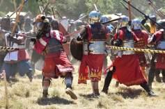 SCA battle
