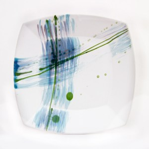 Breeze Square Plate