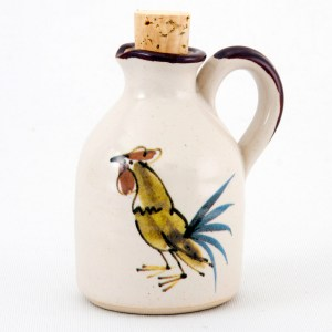 Cockerel Vinegar Bottle