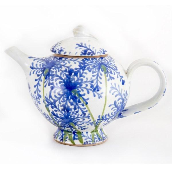 Cornflower Teapot