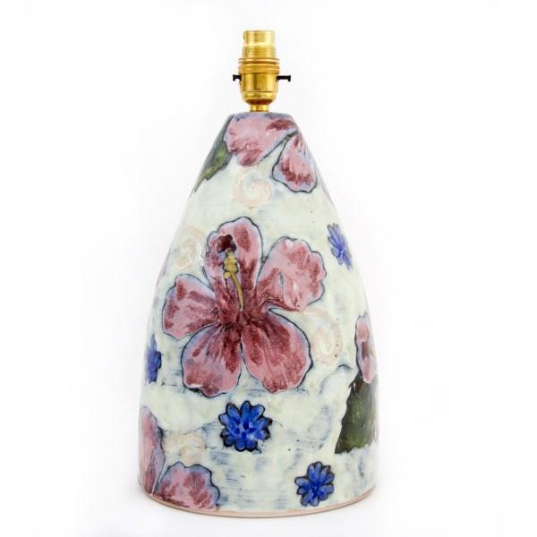 Hawaiian Conical Lamp
