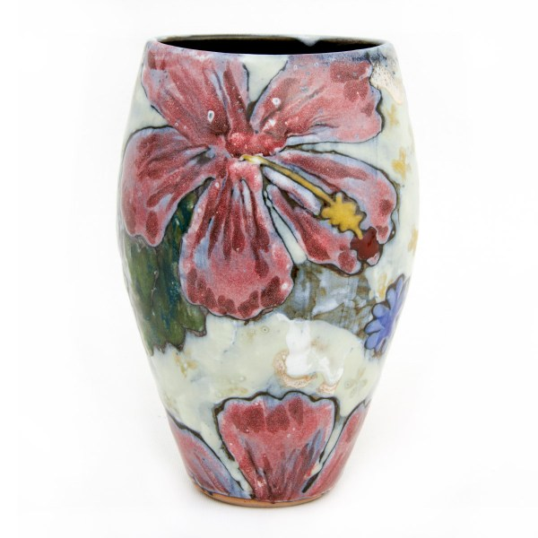 Hawaiian Ovoid Vase