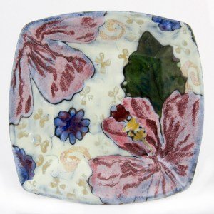 Hawaiian Square Plate
