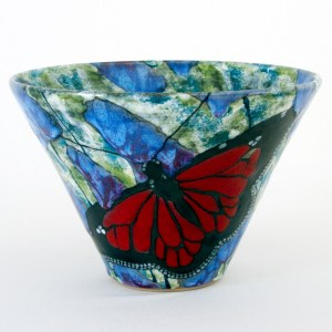 Monarch Cone Bowl