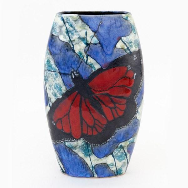 Monarch Oval Vase