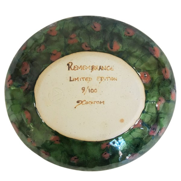 Centenary Commemorative Plate 2