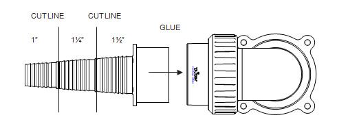 Atlantic Universal Check Valve Assembly Manual