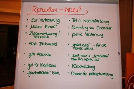 Reflexion II
