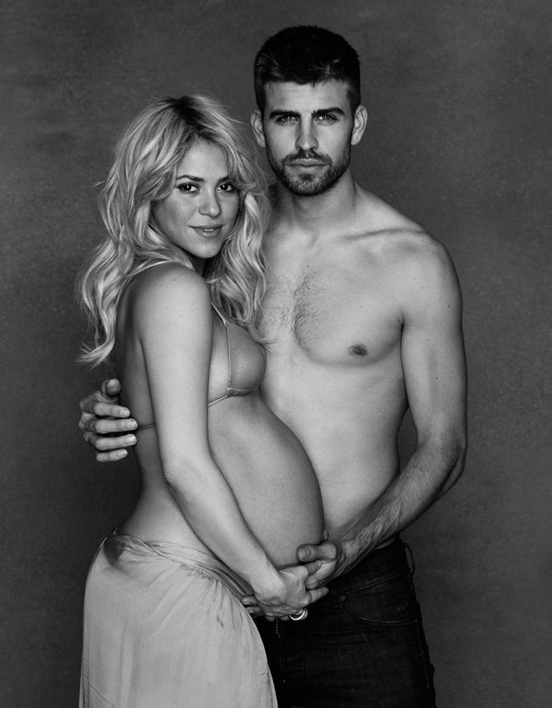 Baby 2 Shakira ist wieder schwanger  GRAZIA Deutschland