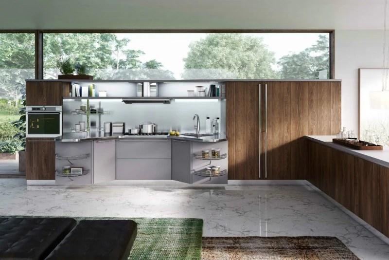 Snaidero le cucine moderne pi belle  Graziait