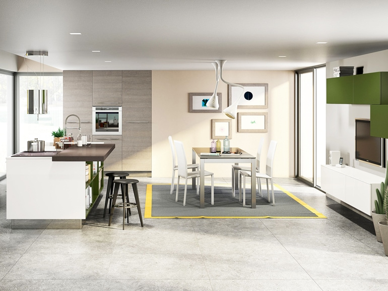 Berloni le cucine moderne pi belle  Graziait